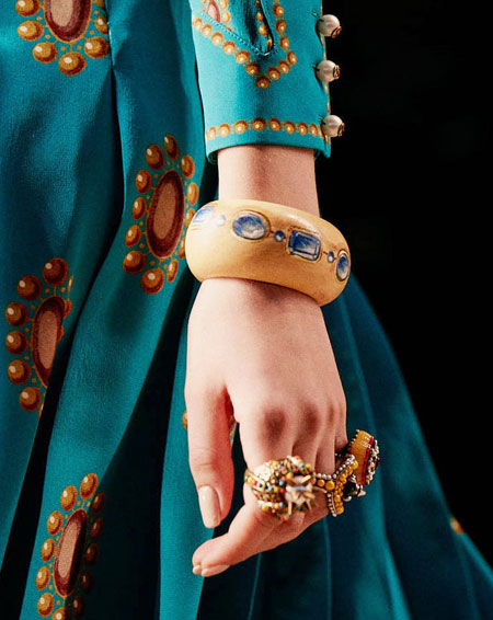 Gucci SS 2016 Jewelry Accessories