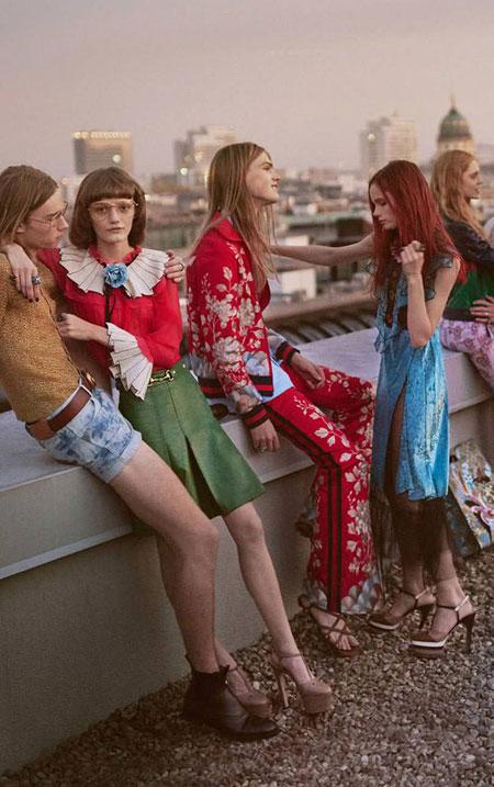 Gucci Campaign Photo SS16