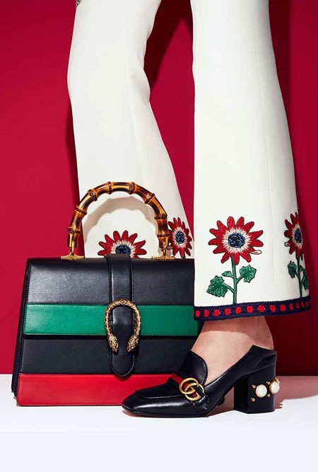 Gucci Spring Summer 16 Collection RTW