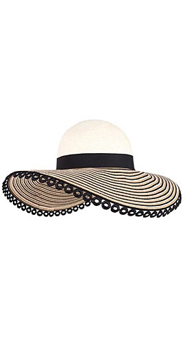 Eugenia Kim Honey Embroidered Sun Hat