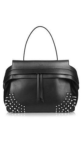 TOD'S Wave medium leather bag