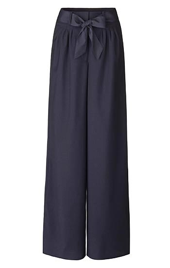 Olivia Palermo x Nordstrom Pleat Front Trousers