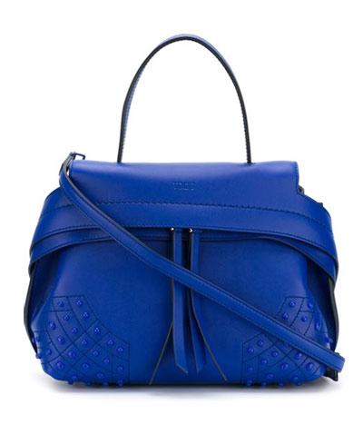 Tods Blue Wave Bag