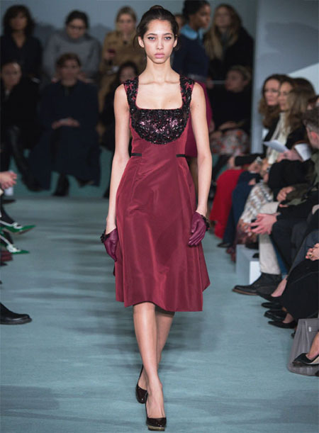 27 Gorgeous Dresses Hot Off the Runway