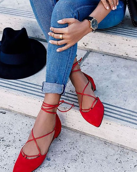 48 Best Lace-Up Sandals to Buy Right Now
