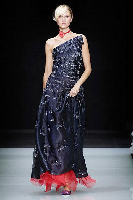 Giorgio Armani Gown SS16