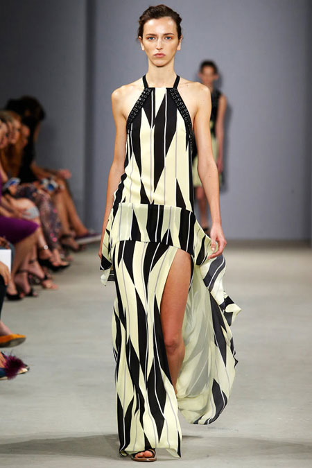 J Mendel Gown SS16