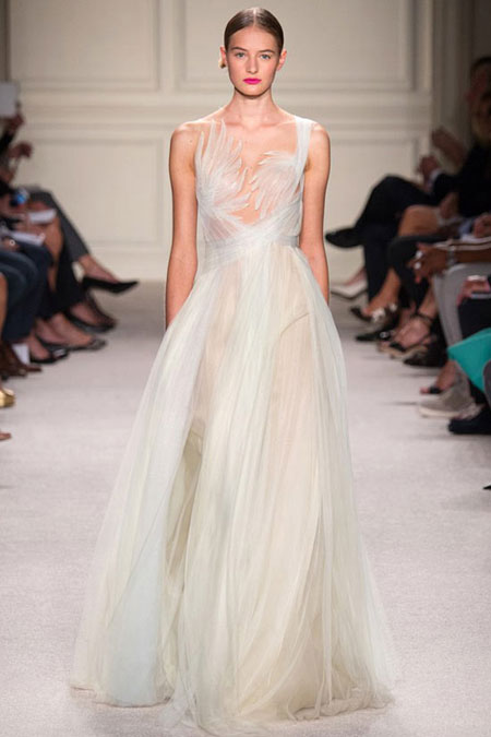 Marchesa Gown SS16