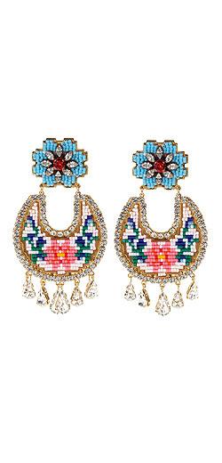 SHOUROUK Zia earrings