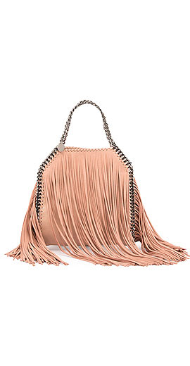 Stella McCartney Falabella Mini Fringe Tote Bag