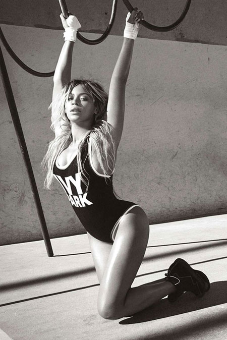 Ivy Park Beyonce Bodysuit Clothing