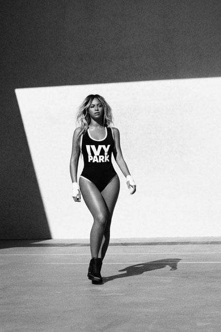 Ivy Park Beyonce Topshop Bodysuit