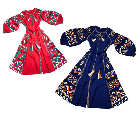 March11 Kilim Dresses