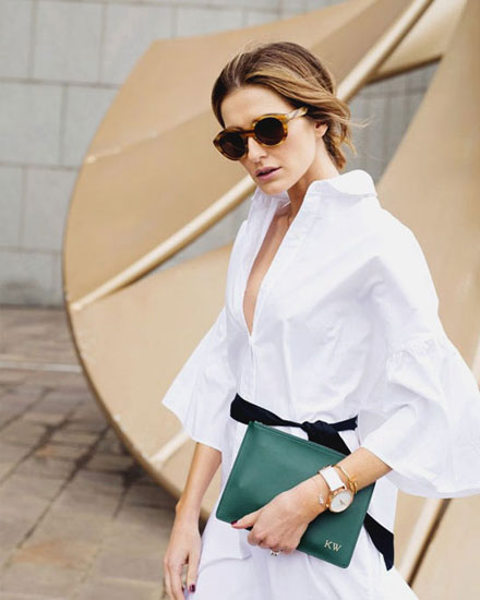 01c56b7817e 10 Incredibly Chic Shirt Dresses to Obsess Over