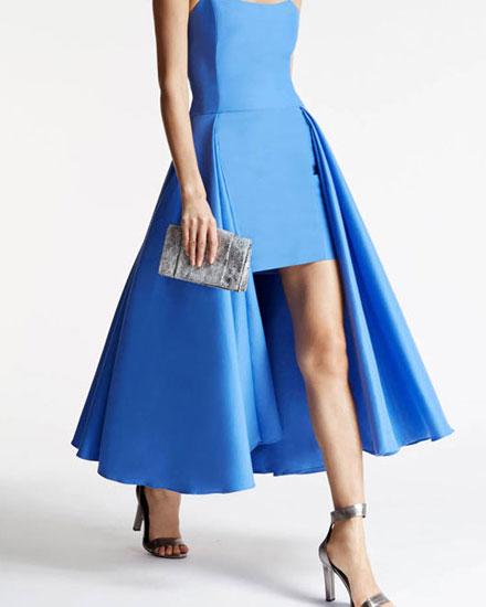 LOVIKA | Halston high-low hem dresses