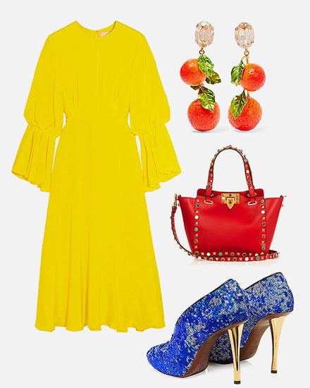 LOVIKA CLOSET | Color splashes #shopping