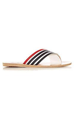 ANCIENT GREEK SANDALS Thais cross-strap sandals