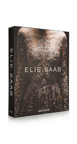 Elie Saab Coffee Table Book