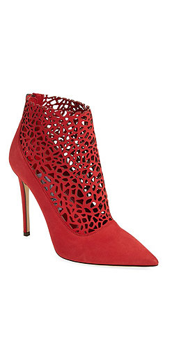 Jimmy Choo 'Maurice' Perforated Bootie