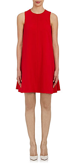 LISA PERRY Sleeveless A-Line Dress