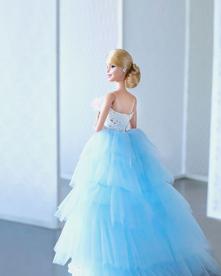 LOVIKA | Oscar de la Renta Barbie doll #wedding