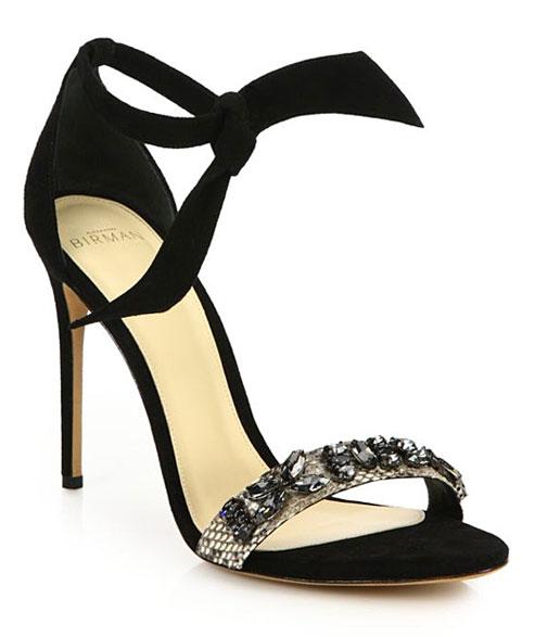Alexandre-Birman-Clarita-Jeweled-Python-and-Velvet-Sandals