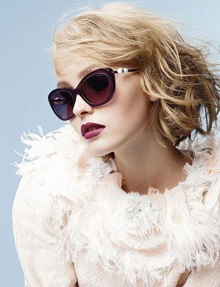 Chanel Pearl Sunglasses 2016