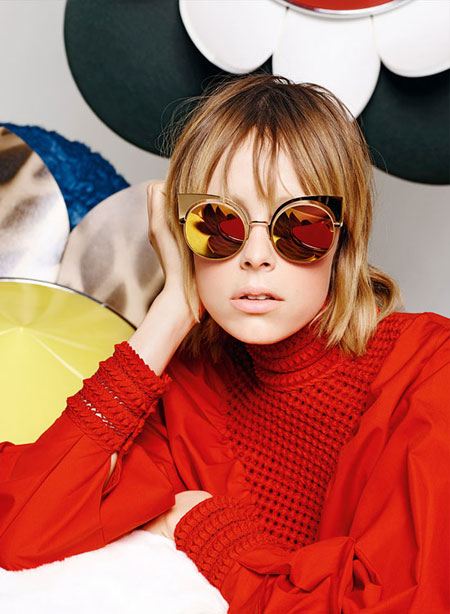 Fendi Sunglasses 2016
