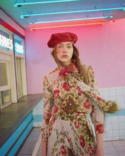 See Every Look: Gucci for Net-a-Porter