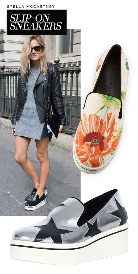 Stella McCartney Slipon Sneakers