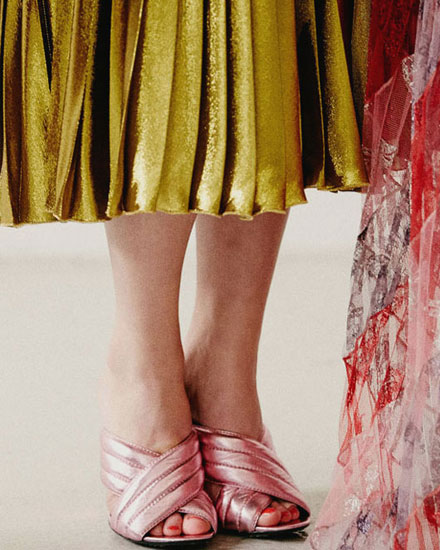 Addicted to Shoes? TOP 5 Designers Shoe Sale Right Now