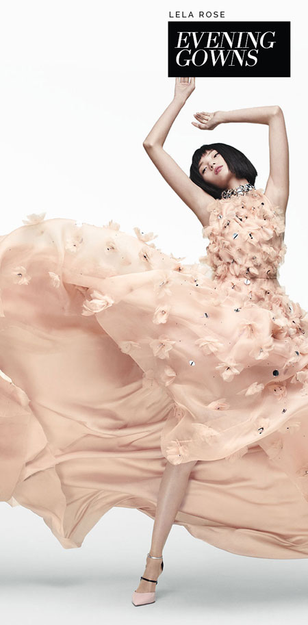 lela rose gowns and dresses on sale
