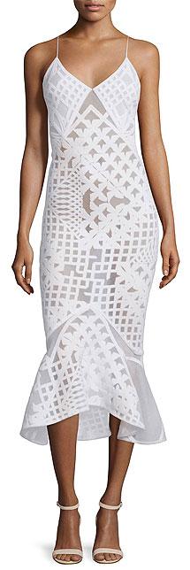 Jonathan Simkhai Midi Slip Dress