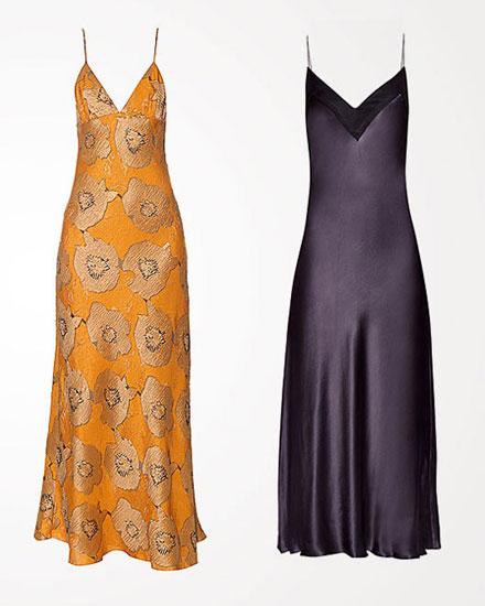 50+ Elegant Designer Slip Dresses