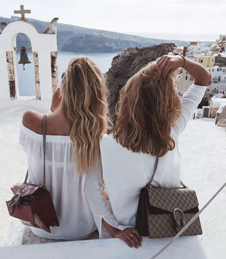 Summer White Off-the-Shoulder
