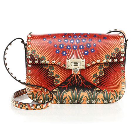Valentino-Rockstud-Painted-Volcano-Leather-Shoulder-Bag