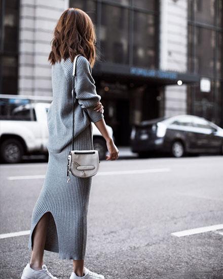LOVIKA | How to wear white sneakers #ootd #street #style