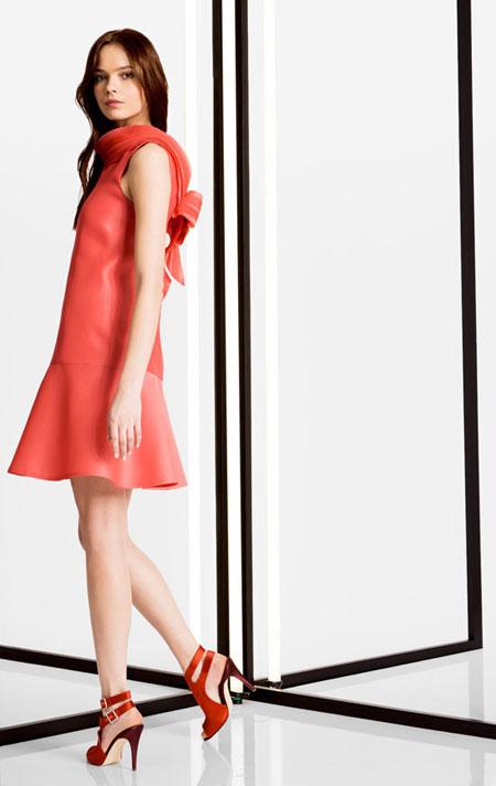 Carolina Herrera Pre-Fall 2016 Cocktail Dress