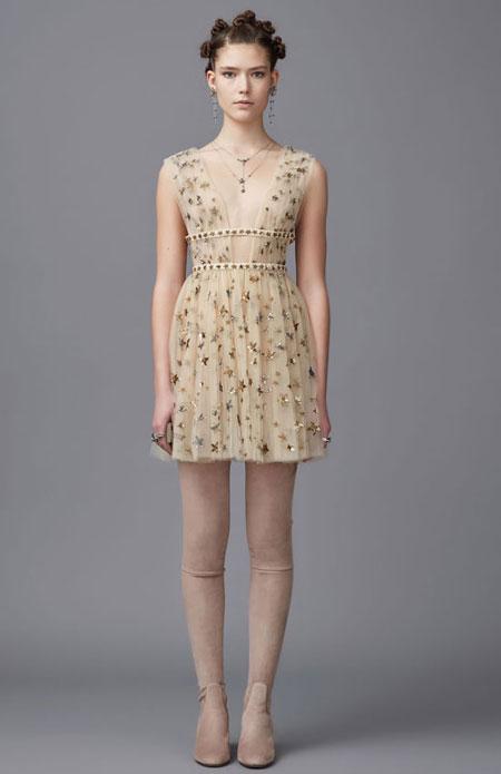 Valentino Pre-Fall 2016 Cocktail Dress