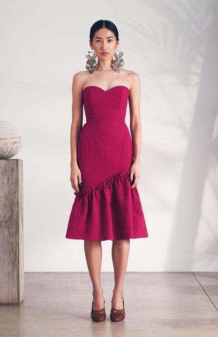 Saloni Pre-Fall 2016 Cocktail Dress