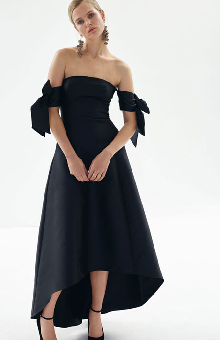 Sachin & Babi Noir Pre-Fall 2016 Cocktail Dress