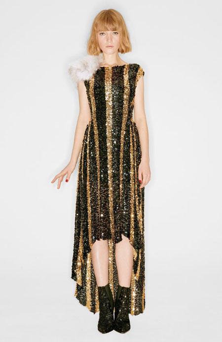 Sonia Rykiel Pre-Fall 2016 Cocktail Dress