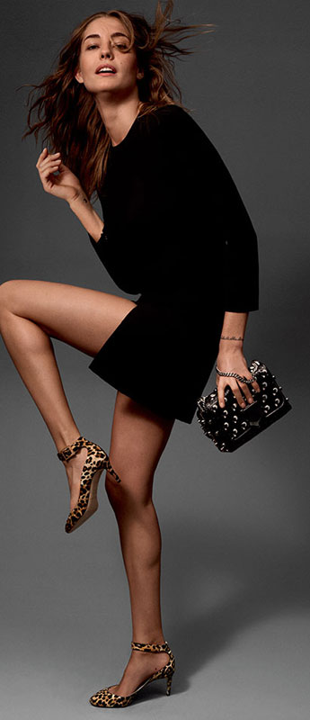 Jimmy Choo Lucy Cheetah-Print Suede D'Orsay Ankle-Strap Pumps