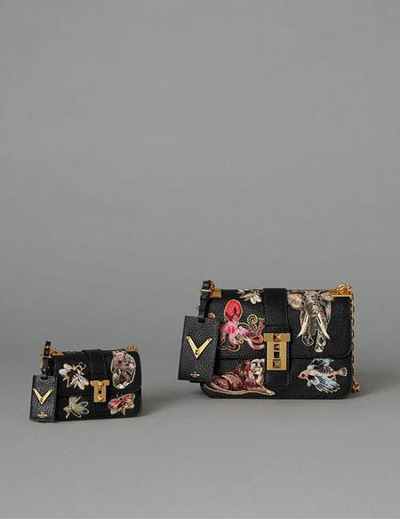 Valentino Animalia Micro Bag