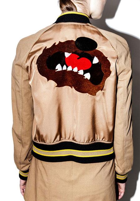 Phillip Lim Bomber Jacket
