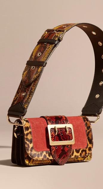 Burberry Patchwork Handbag #FW2016 | Lovika