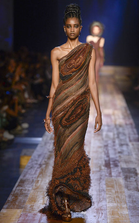 Jean Paul Gaultier Fall Haute Couture 2016