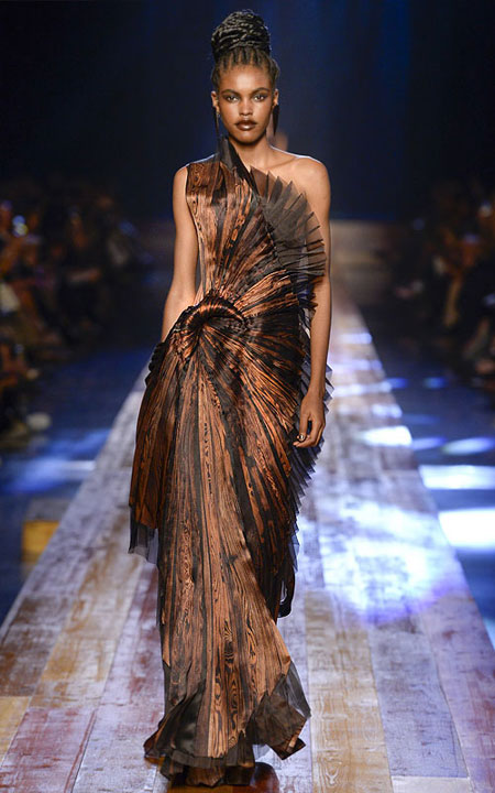 Jean Paul Gaultier Fall Haute Couture 2016