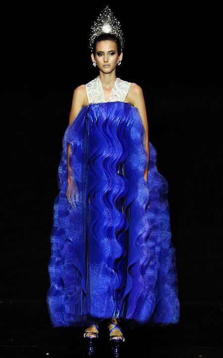 Guo Pei Fall Haute Couture 2016