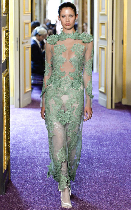 Francesco Scognamiglio Fall Haute Couture 2016
